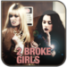 2 Broke Girls - 2-broke-girls icon