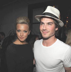 Katie and Ian