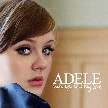 Adele Hintergrund with a portrait called Adele - Make Du Feel My Liebe