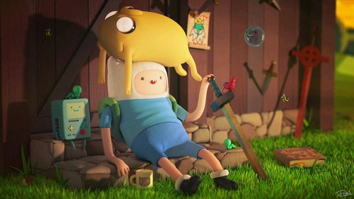 Adventure time with finn and jake images at wallpaper hd wallpaper adventure time with finn and jake wallpaper called at wallpaper altavistaventures Gallery