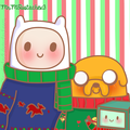 Christmas Time  - adventure-time-with-finn-and-jake fan art