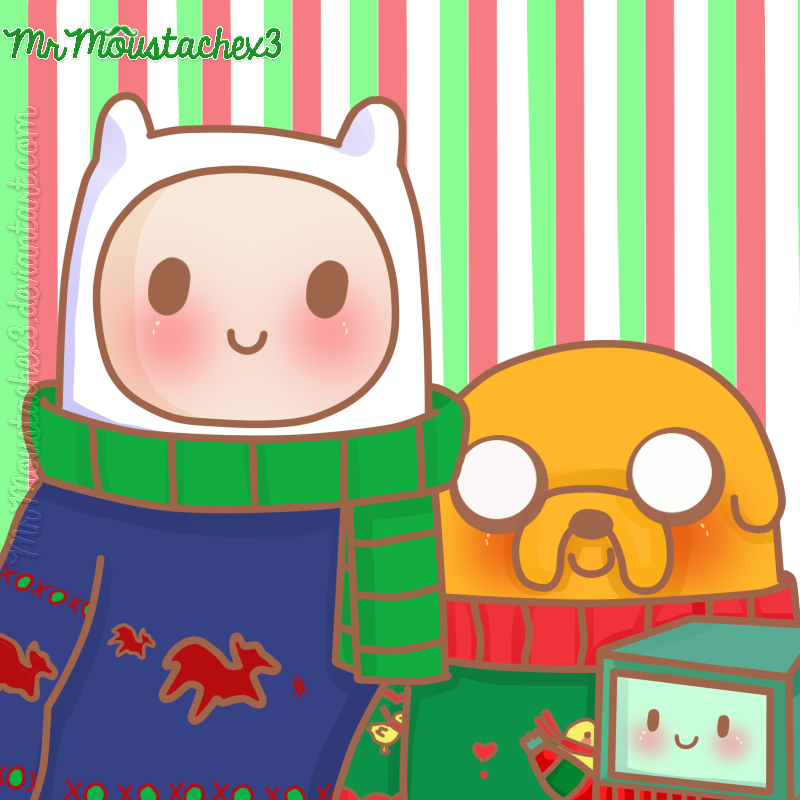 Adventure time with finn and jake images christmas time hd wallpaper adventure time with finn and jake images christmas time hd wallpaper and background photos altavistaventures Images