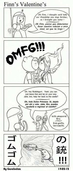 Finn's Valentine