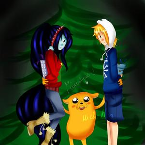Finnceline क्रिस्मस