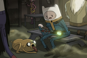 Adventure Time... And A Game