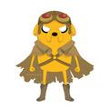 Jake(steampunk armor)
