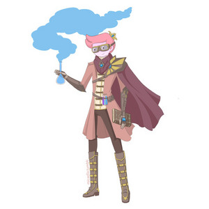 Prince Gumball(steampunk armor)