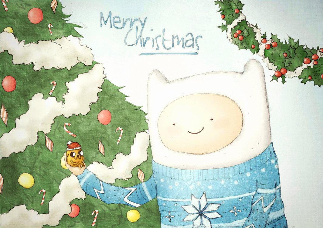 Adventure Time - Abenteuerzeit mit Finn & Jake Bilder Merry ...