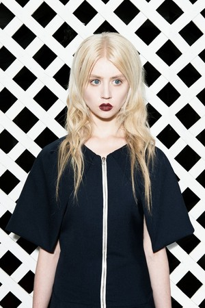 "Allison Harvard oleh Paley Fairman in ""Spectral"" for Fashion Gone Rogue"
