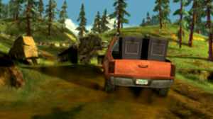 Sawtooth Vehicle's ID