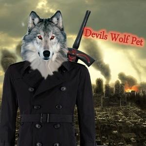 Devils mbwa mwitu Pet