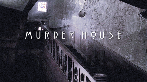 American Horror Story wallpaper entitled American horror story Murder House
