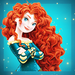 Merida     - animated-girls icon