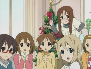 K-ON Christmas (Debate Question 12