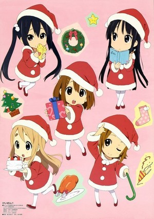 K-ON natal (Debate pertanyaan 12