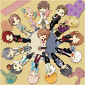 Brother's conflict - anime fan art