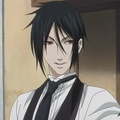 Sebastian Michaelis - anime photo