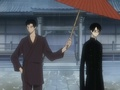 Doumeki and Watanuki - anime photo