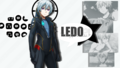 Ledo                                               - anime fan art