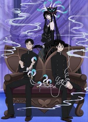 Doumeki, Yuko, and Watanuki