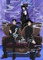 Doumeki, Yuko, and Watanuki - anime photo