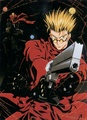 Vash the Stampede - anime photo