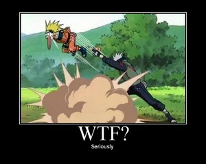 A thousand years of pain. Poor naruto