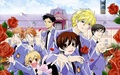 Ouran High School Host Club - anime wallpaper