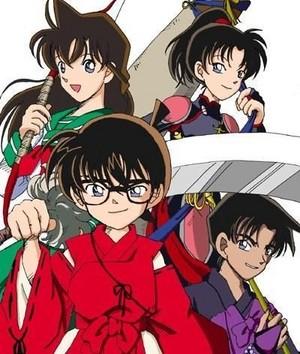 Inuyasha and Detective Conan