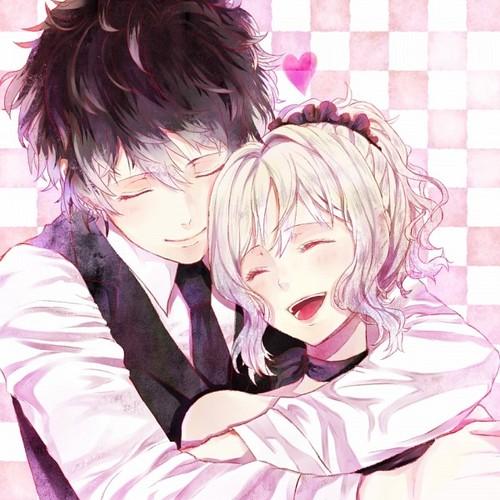Anime wallpaper titled Diabolik Lovers