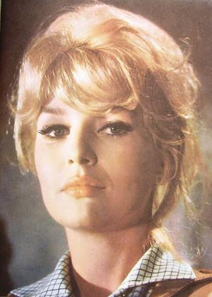 Annette Vadim ( 7 December 1936 – 12 December 2005