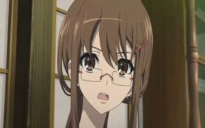 Reiko Telling Kouichi the Rules