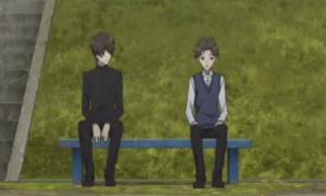 Kouichi Talks to Ikuo