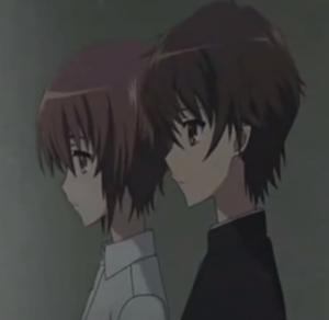 Kouichi Talks with Yuuya