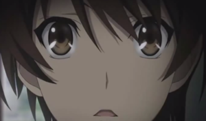 Kouichi is Surprised