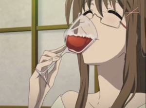 Don't Drink too Much, Reiko.