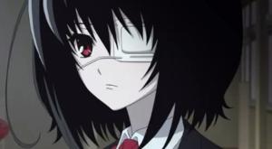 Mei Misaki Watches Yukari Run Away