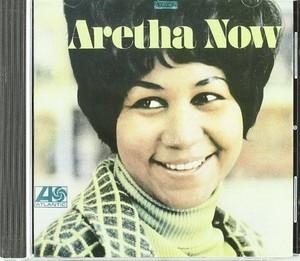 """1968 Atlantic Release, """"Aretha Now"""""""