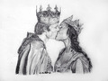 A beautiful Arwen drawing - arthur-and-gwen photo