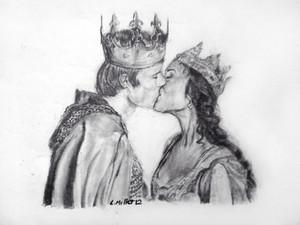 A beautiful Arwen drawing