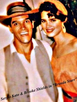 """""""Brenda Starr"""" Sergio Kato"""