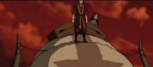 Zuko vs Azula: Final Agni Kai