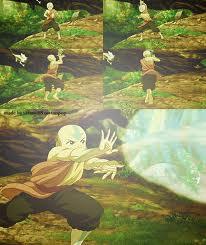 Avatar Aang kertas dinding
