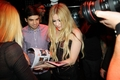 Avril Lavigne CD Release Party, NY (Nov 05) - avril-lavigne photo