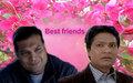 BEST FRIENDSHIP - pink-color fan art