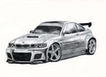 BMW M 3 - bmw fan art