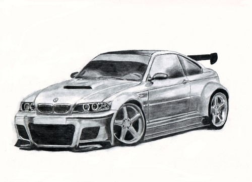 BMW wallpaper probably with a sedan, a coupe, and a hatchback called BMW M 3
