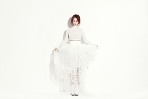 Lee Ha Yi - 'All I Want For 圣诞节 Is You' Promo Pictures!