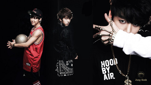 Bangtan Boys wallpaper called ♥ Bangtan Boys!~ ♥