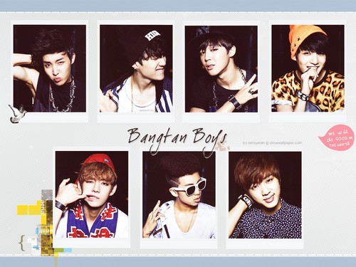 BTS wallpaper called ♥ Bangtan Boys!~ ♥